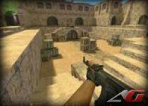 CyberBRO Убойный GunGame - карта ak-colt_dust_arena