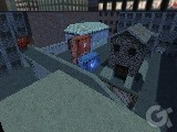PlayZet.ru Counter-Strike 1.6: #3: Deathmatch - карта cs_assault_mini