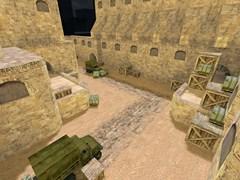CSDM Пушки+Лазеры | vk.com/mscsdm - карта cs_desertwind