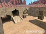 GameFunny   Public - карта de_dust_arena_2