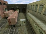 Old-School - CTF/CSDM Server - mapa de_train