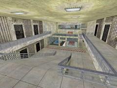 CyberBRO Побег из Алькатраса - карта jail_Military_TD