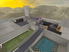 Cs-Unreal.Net | Побег из Алькатраса [16+] - mapa jail_newstar_v1
