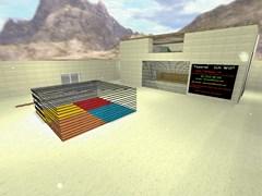 Побег из Тюрьмы 14+ [CS-JAILS.RU] - map jail_tskisyan_v1