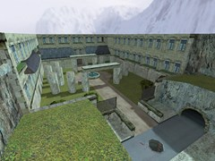 RAIN [GUNGAME] JUMP - карта kz_icemountain