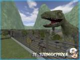 BlackMesa | BIOHAZARD [New Operation Zone]®™ - карта ze_jurassicpark4