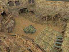 BioLab.Clan.Su # BioHazard Zone - карта zm_dust2_kamp