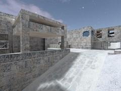 ^ Бессмертный зомби ^ 24/7 (New) - карта zm_re_dust2_snow_b1